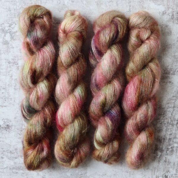 Knitamore Silk Mohair // Forårskuller