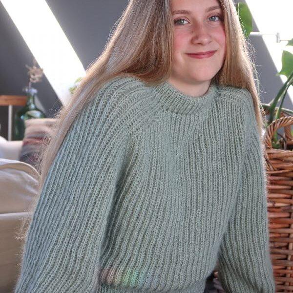 Savannah Sweater opskrift