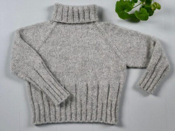 Cinis Sweater liggende flat